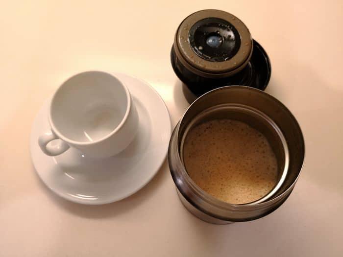 バターコーヒーを作る6