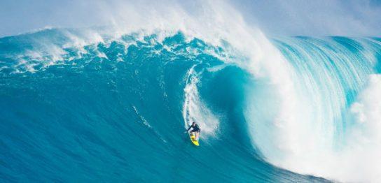 ビッグウェイブとサーフィン