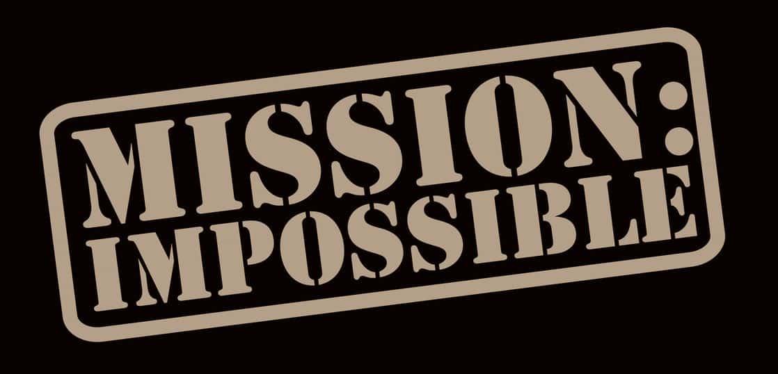 ミッション:インポッシブル