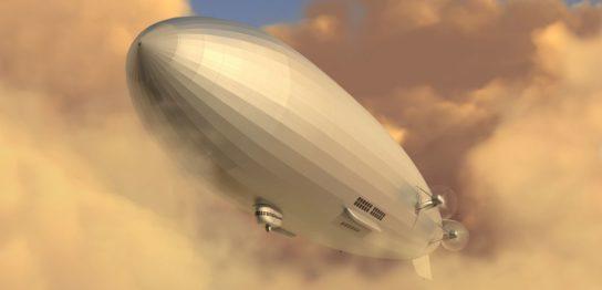 ツェッペリン型飛行船