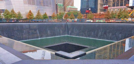 WTC記念噴水