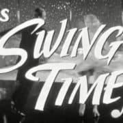 映画「SWING TIME」