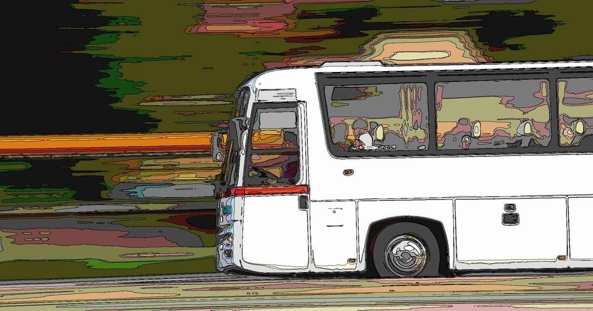 SPPED ノンストップバス