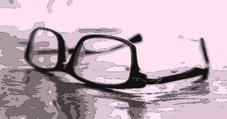 メガネ業界の闇?