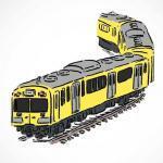 西武鉄道の黄色い車両